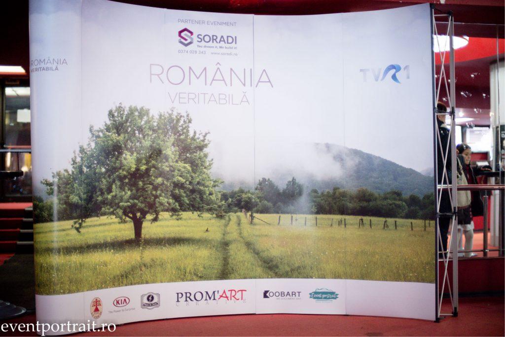 Lansare Romania Veritabila – o noua emisiune TVR